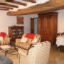 La Bihourderie guest lounge