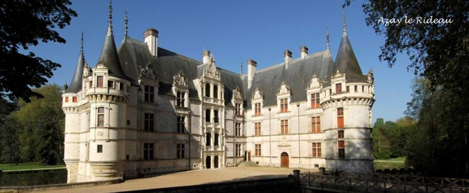 labihourderie chateau azay le rideau