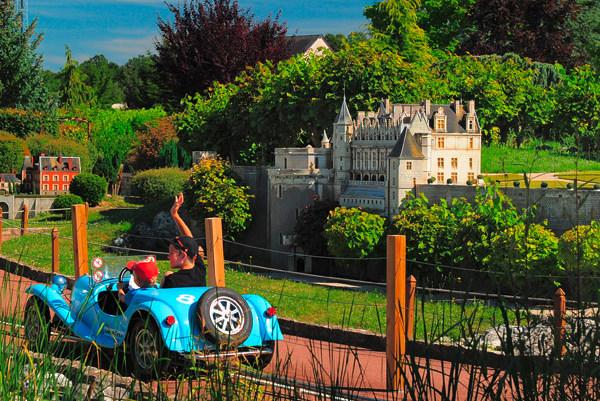 labihourderie activités mini chateaux child castles