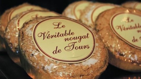 La Bihourderie authentic nougat from Tours