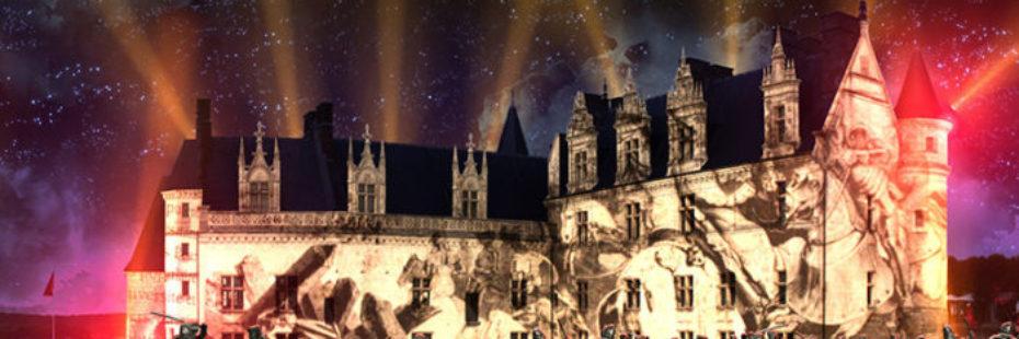 La Bihourderie spectacle nocturne prophétie d'amboise