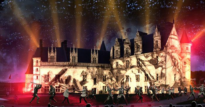 La Bihourderie evening show prophétie d'amboise