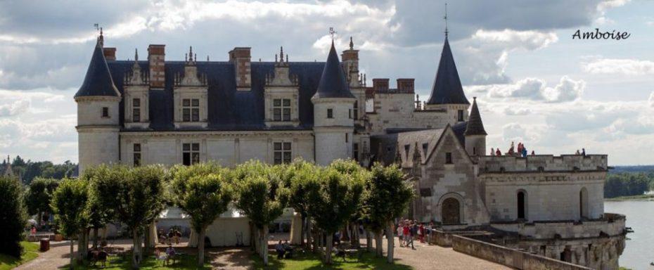 La Bihourderie château d'Amboise