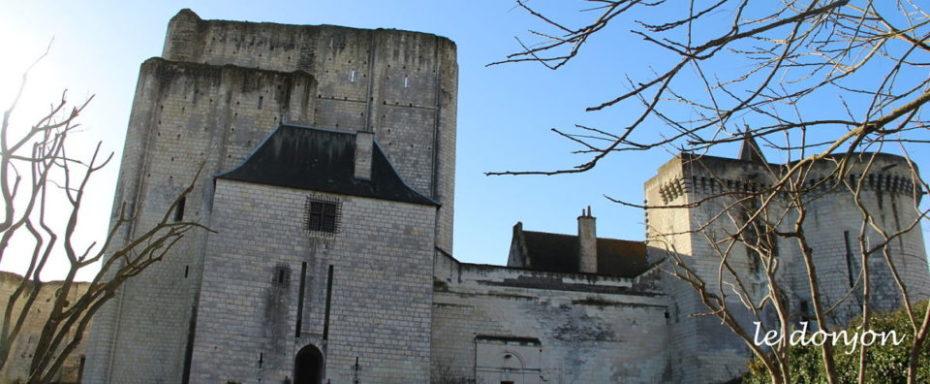 La Bihourderie Donjon de Loches keep prison