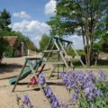 La Bihourderie children's play area